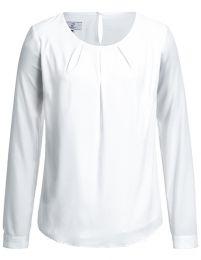Damen-Chiffon-Bluse